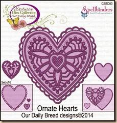 ornatehearts