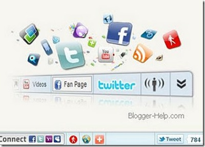 Wibiya's Web Toolbar for your site