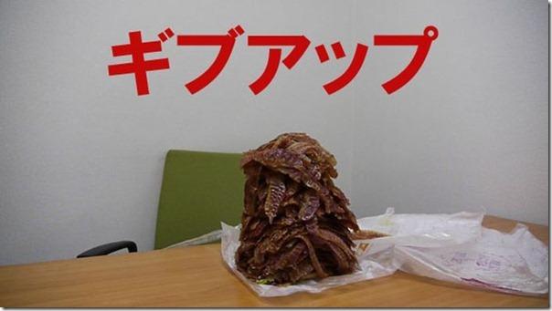 Hamburguer com 1.050 tiras de bacon (14)