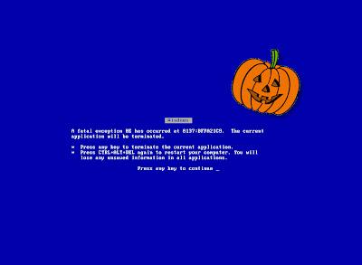 Mettiamo un po di Halloween nella nostra distribuzione Linux