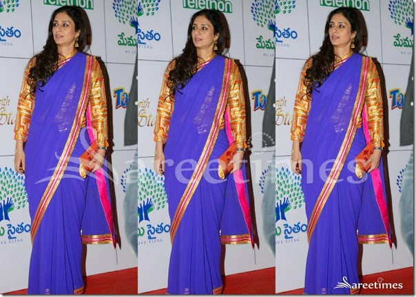 Tabu_Blue_Saree