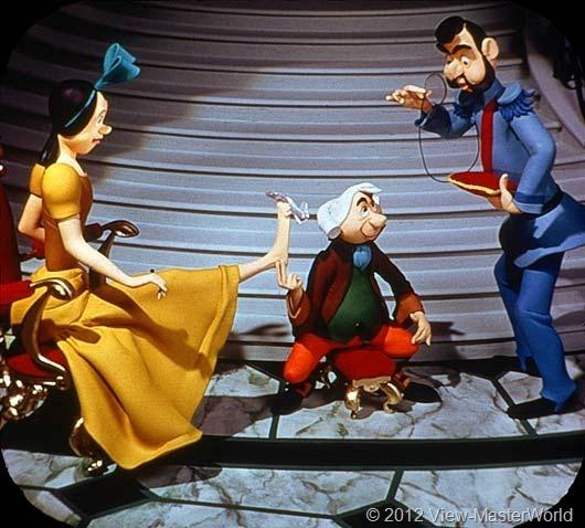 View-Master Walt Disneys Cinderella (B318), Scene 18