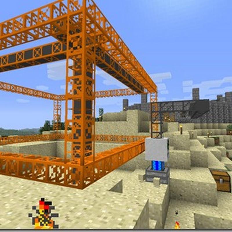 Minecraft 1.4.7 - IndustrialCraft 2 Mod