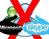 newmicrosoft and skypew