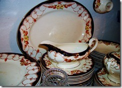 Pesach dishes