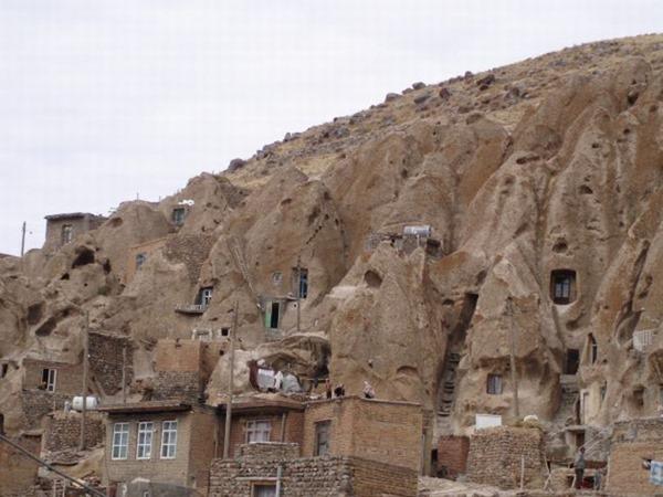 منازل قرية كاندوفان