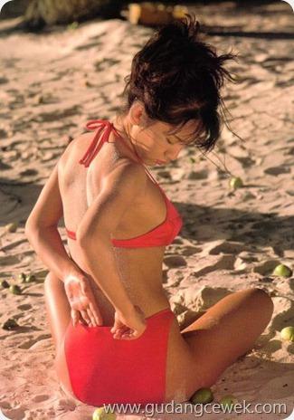 Yuko Sakaki Hot Photos in Bikini || gudangcewek.com