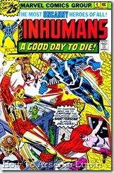 P00006 - Inhumans v1 #4