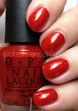 OPI The Spy Who Loved Me