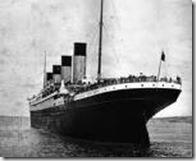 popa del titanic