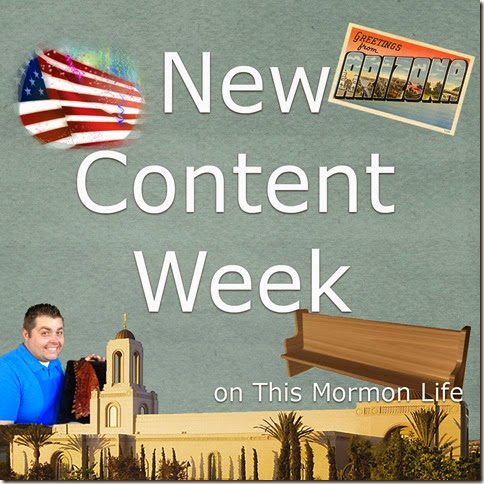 New Content Week- July