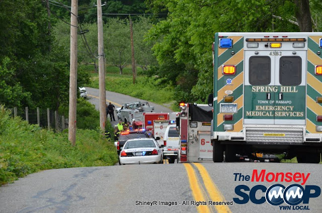 MVA With Entrapment On S. Mountain Rd - DSC_0005.JPG