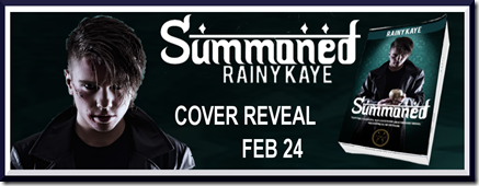 Cover Reveal: Summoned by Rainy Kaye
