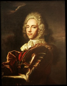 Charles Louis Auguste Fouquet, duc de Belle-Isle by Hyacinthe Rigaud