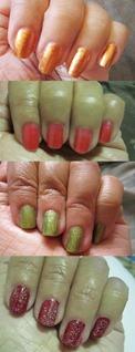 December 2012 nails, bitsandtreats