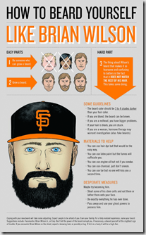 Brian Wilson beard