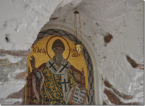 Agios Spiridonas corfu