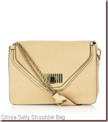 Chloe Sally Shoulder Bag