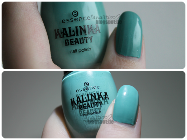 "essence ""green scene"" kalinka beauty TE"