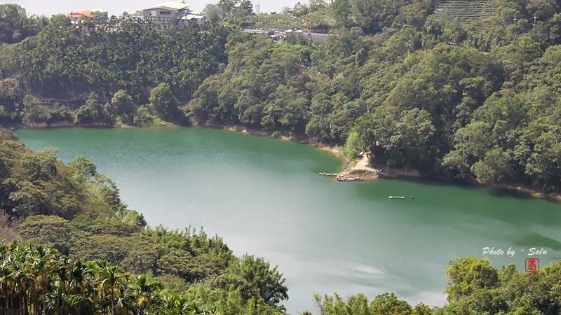 新北市 石碇 千島湖 鱷魚湖 八卦茶園 永安社區