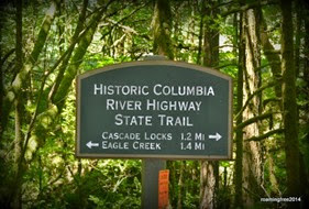 Columbia River Highway Trail