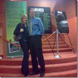 wicked March 1, 2012