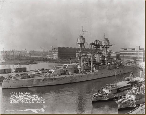 USS_Arizona_after_1931_modernization_NARA_19-LC-19B-9_zps6fdbffe5[1]