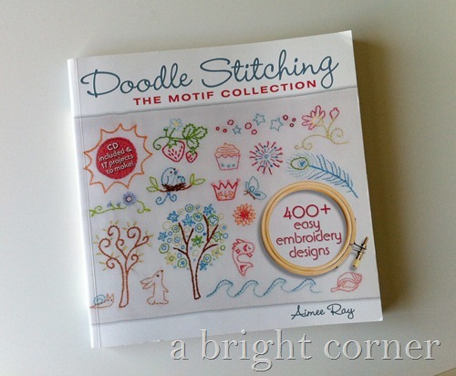 Doodle Stitching embroidery book