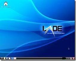 Escritorio LXDE 0.5.0