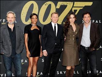 007 Skyfall Premiere