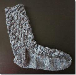 Nanaimo Sock 1 Complete