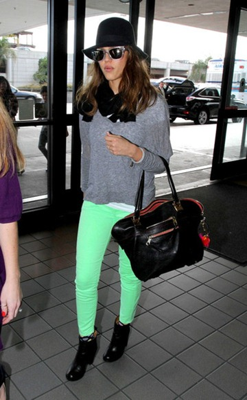 Jessica Alba Shoes bEgUR3qJabYl