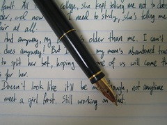 diary or personal Blog