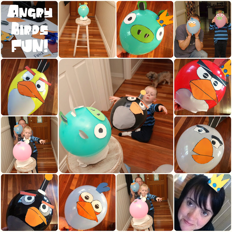 Picnik collage Angry Birds