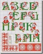 abecedario papa noel (1)
