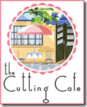 THE CUTTING CAFE SPONSOR LOGO