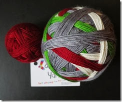 Lollipop Yarns - We need a little Xmas