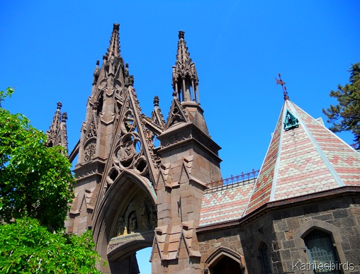 1. Green-wood Cemetery gate-kab
