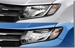 Dacia Logan en Sandero II in detail 08