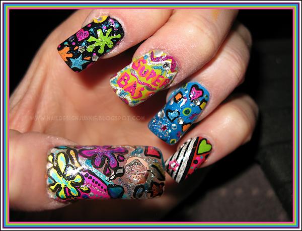 IMG_2580 Nicki Minaj Nail Designs