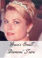 Grace's Small Diamond Tiara