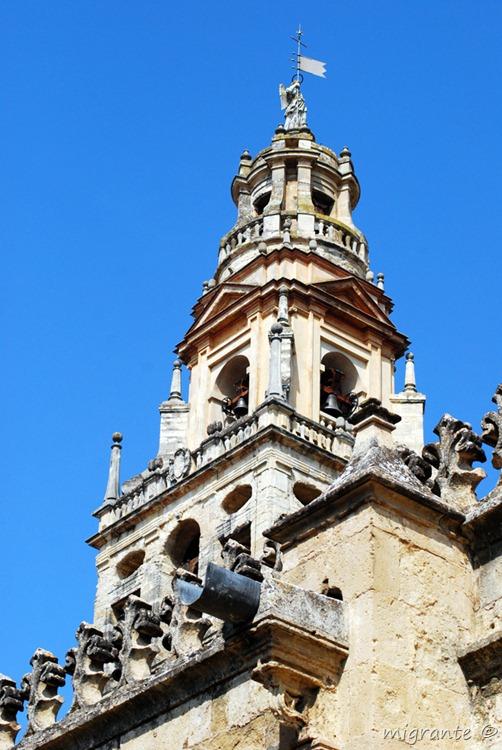 campanario - mezquita de córdoba