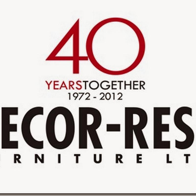 New Sponsor…Decor-Rest Furniture