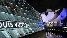 Imagen Espectacular video de la nueva  Boutique de Louis Vuitton