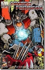 P00001 - The Transformers #13 - He
