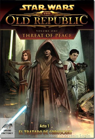 SW The Old Republic #01 (2010-7)