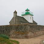 Réville: la redoute et le phare de Jonville