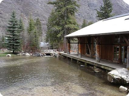 honeymoon in Sundance resort