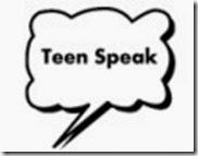 Teen Speak Logo