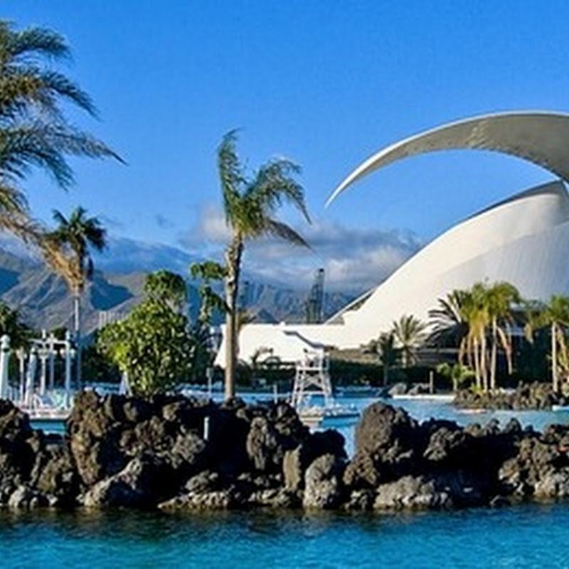 Parque Marítimo César Manrique - Santa Cruz de Tenerife